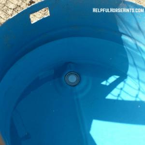 Horse Water Bucket