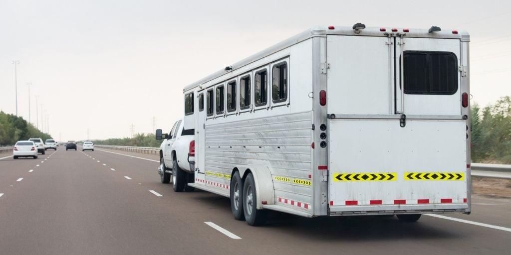 6 horse trailer