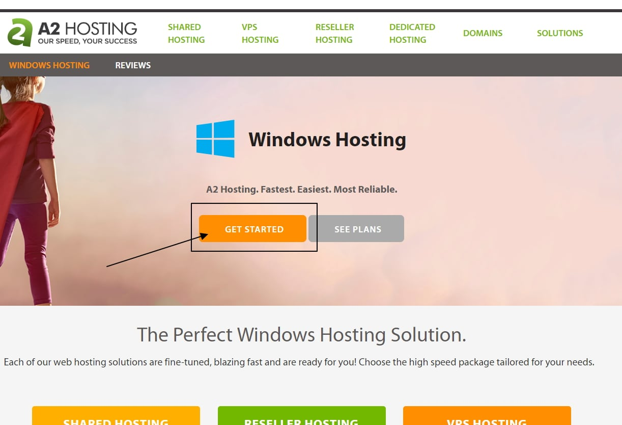 Get Started With Web Hosting Using A2