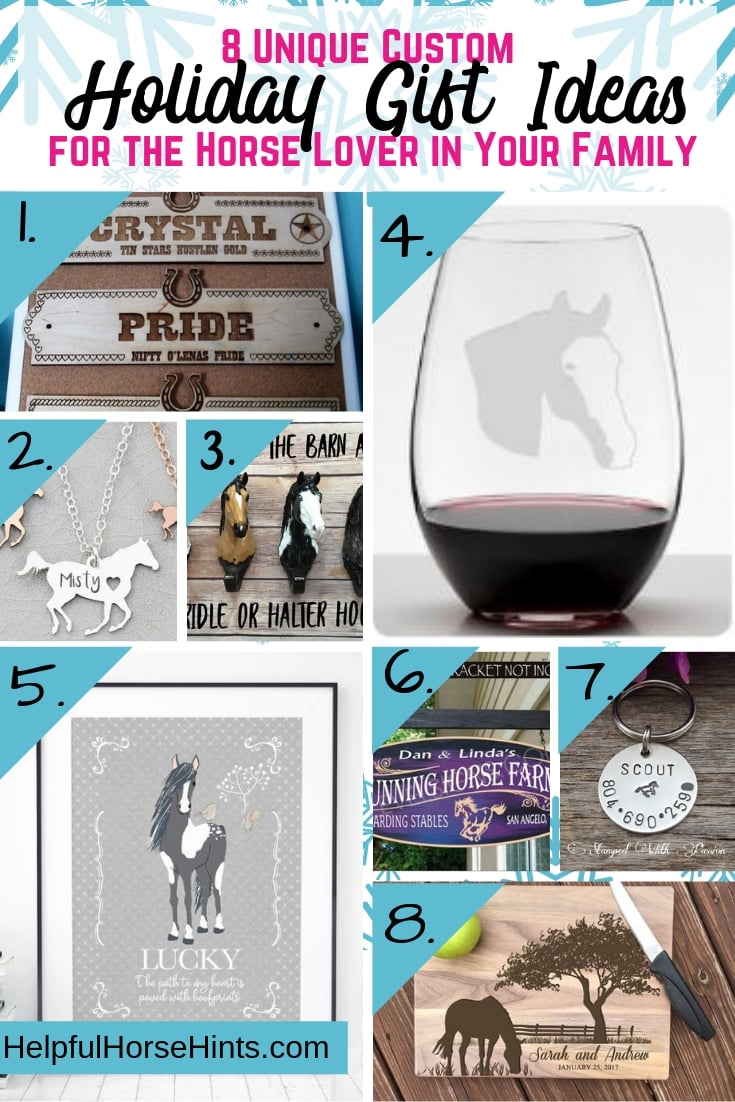 Holiday Horse Gift Guide