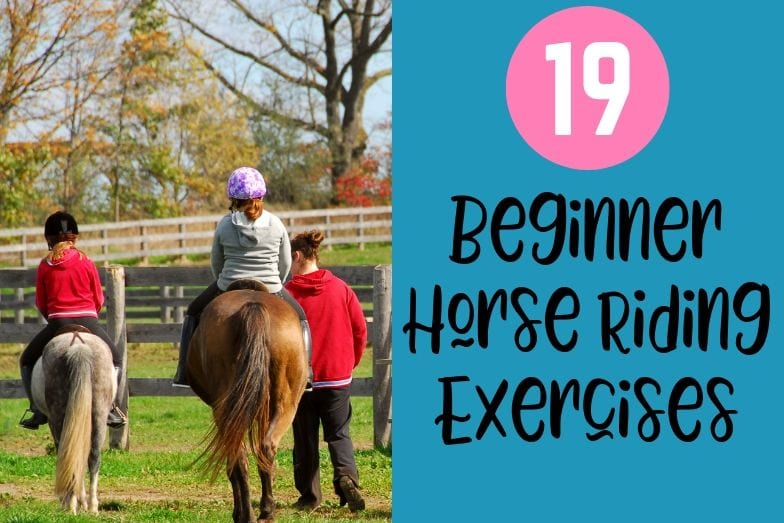 19 Beginner Horse Riding Exercises to Shake Up Your Routine