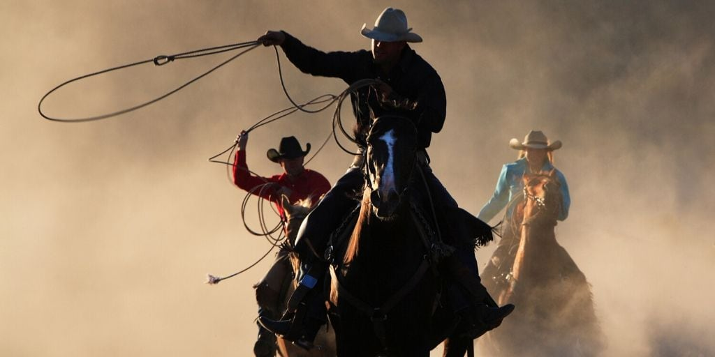 cowboy horse names