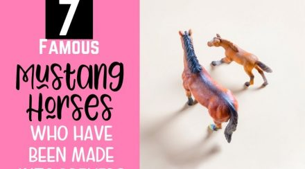 7 Famous Mustang Horses Who Have Been Immortalized by Breyer