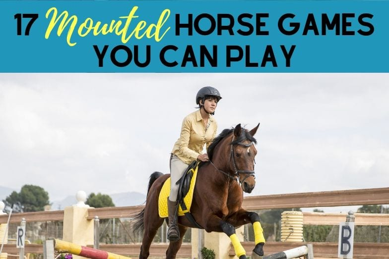 17 Mounted Horse Games You Can Play