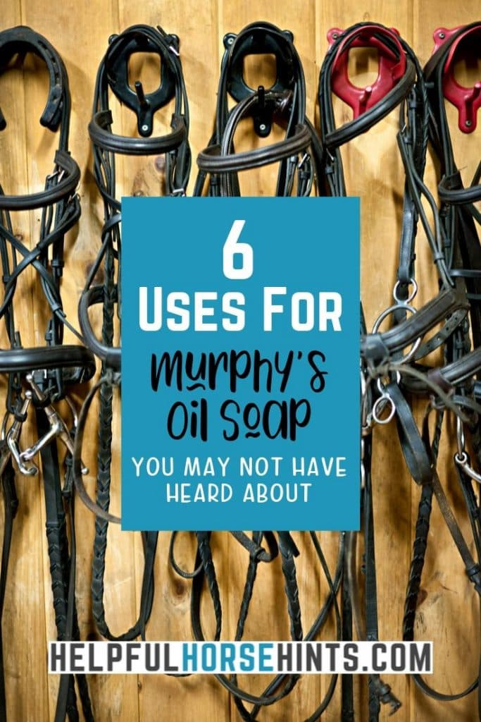 Murphys Oil Soap Uses >> 6 Uses for Murphy's Oil Soap You Hadn't Thought About ...