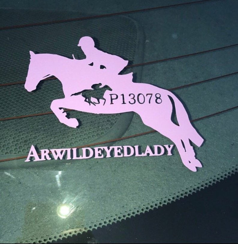 ottb jumper decal
