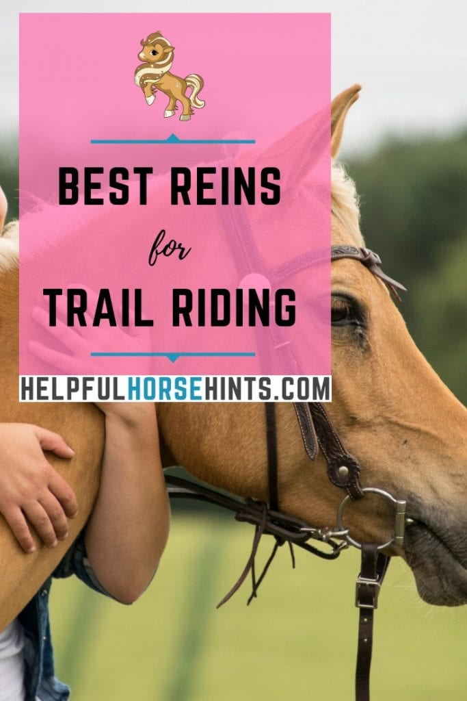 the best reins for trail riding